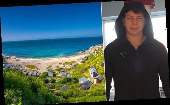 Police and coastguard search for missing teenage snorkeler