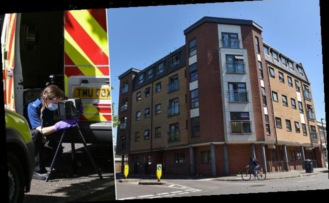 Girl, 2, is fighting for her life after plunging 40ft from window