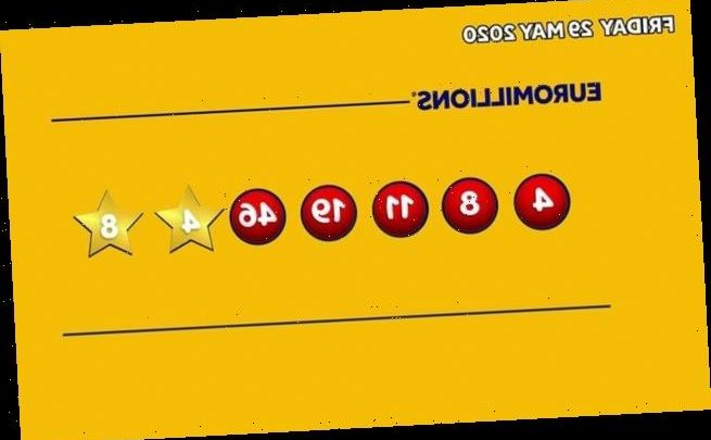 British ticketholder scoops £15.2million EuroMillions jackpot