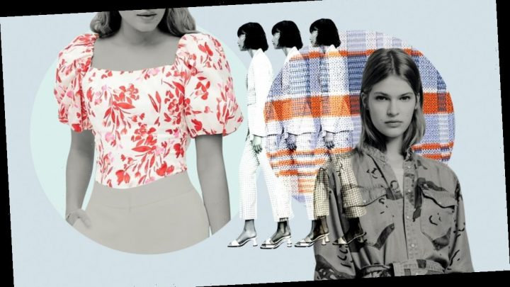 How To Work Spring's Top Trends Into Your Next Virtual Happy Hour Look