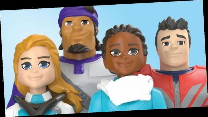 Mattel's Latest Doll Collection Honors Everyday Heroes of COVID-19