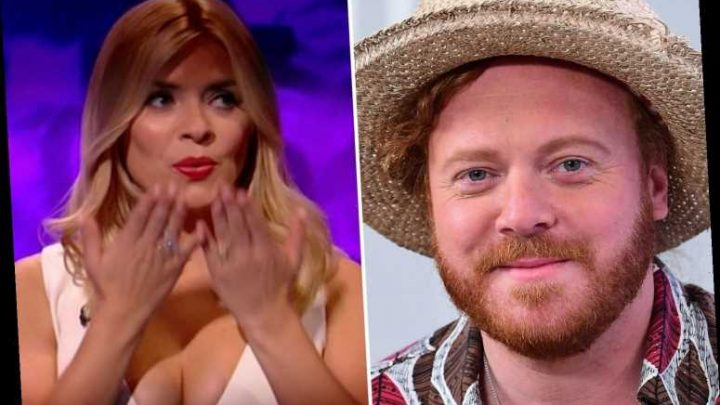 Keith Lemon says he was 'shocked' by Holly Willoughby quitting Celebrity Juice – and doesn't know who'll replace her – The Sun