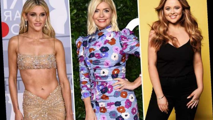 Who will replace Holly Willoughby on Celebrity Juice? Latest rumours on the new team captain – The Sun
