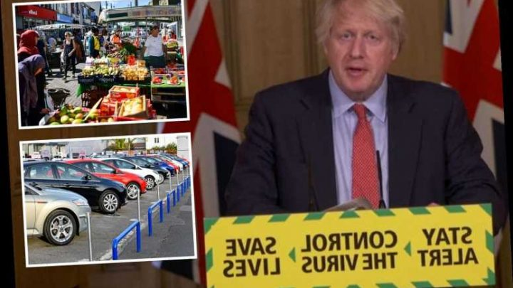 Boris Johnson speech today: What did the PM say about Dominic Cummings on Monday May 25? – The Sun