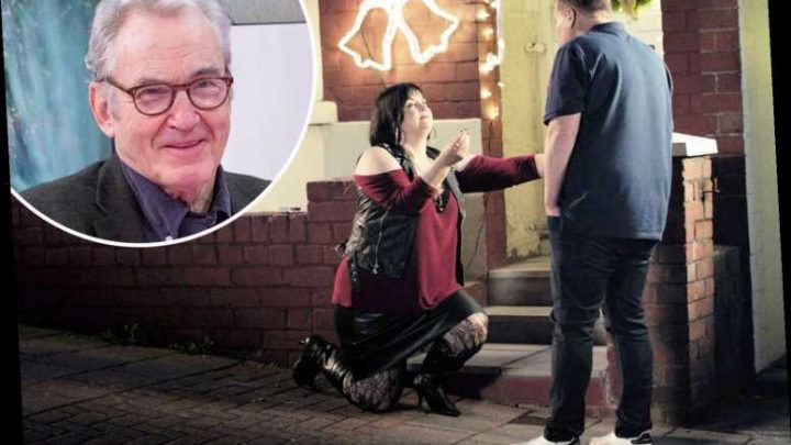 Gavin and Stacey's Larry Lamb insists there WILL be more episodes after 'cruel' Christmas cliffhanger