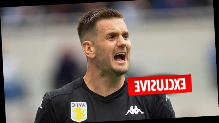 Aston Villa get huge boost as they are set to win fight to recall England keeper Tom Heaton for relegation battle – The Sun