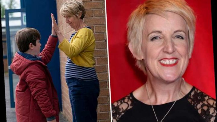 The A Word's Julie Hesmondhalgh reveals nerve-wracking struggle with 'imposter syndrome' on set of BBC drama – The Sun
