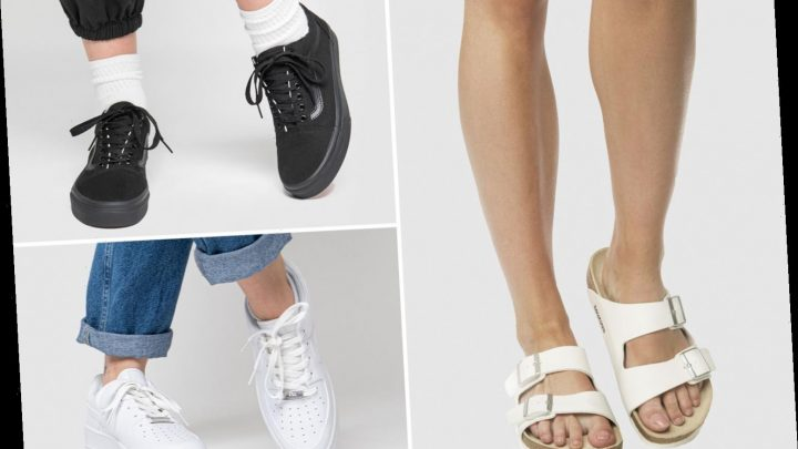 Schuh slash 20% off full price styles including Dr Martens, Converse, Nike and more