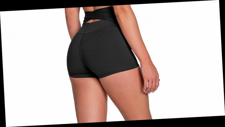These Tummy Control Shorts Will Be Your Ultimate Workout Buddy