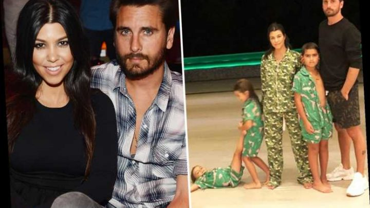 Kourtney Kardashian and Scott Disick 'closer than ever' after his split with Sophia Richie – The Sun