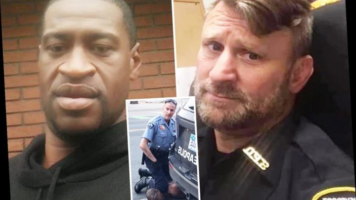 Louisiana cop put on leave for calling George Floyd's death 'result of poor technique' and 'not murder'  – The Sun