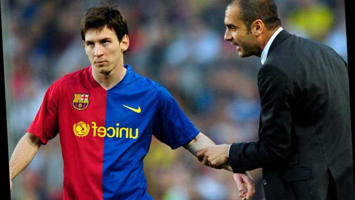 Getafe claim they were on brink of signing Lionel Messi on loan from Barcelona and had verbal agreement for Guardiola – The Sun