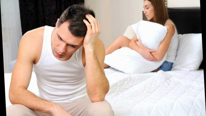 I climax as soon as my wife touches me — it's ruining our sex life – The Sun