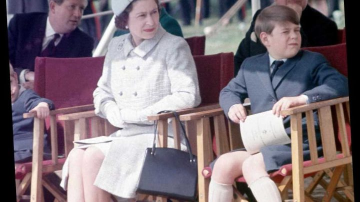 The Queen carries good luck charms from her children in her handbag during public engagements