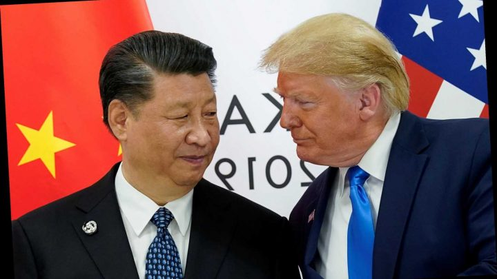 US and China 'on the brink of new Cold War that could split the world and devastate global economy', expert warns – The Sun