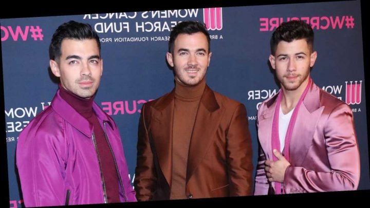 Jonas Brothers: Quarantining With Our Wives 'Has Been Really Rewarding'