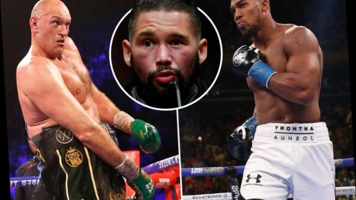 Tyson Fury is No1 in world but Anthony Joshua would beat him with 'relentless, explosive and dynamic' style, says Bellew – The Sun