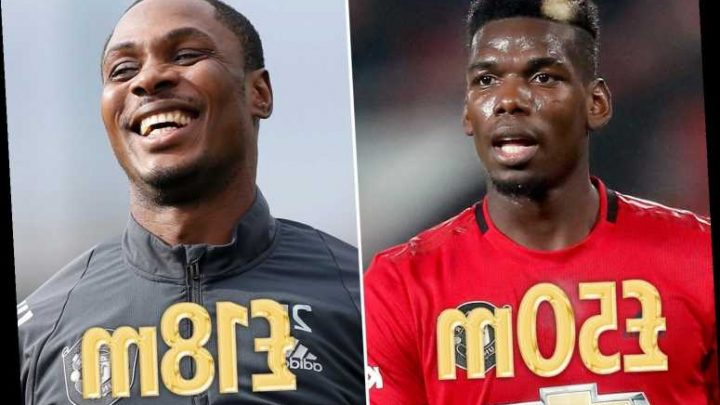 Man Utd stars dominate Sunday Times Young Sport Rich List with Pogba, De Gea, Martial, Shaw and Ighalo all featuring – The Sun