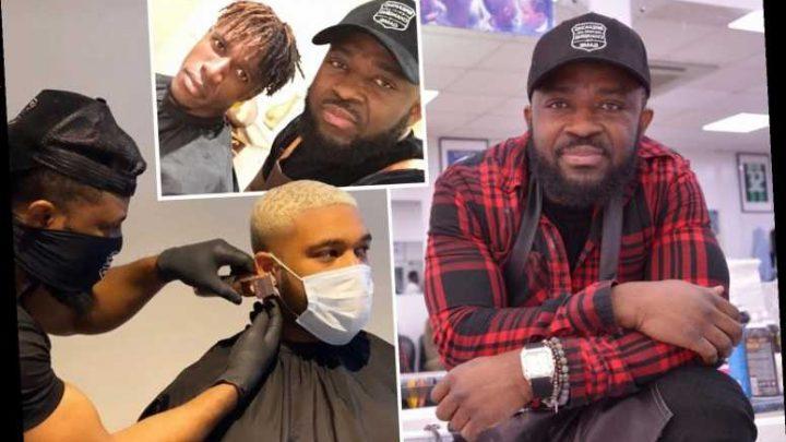 Jordon Ibe's barber Nikky Okyere also styles Wilfried Zaha and was invited to Mario Balotelli's 25th birthday – The Sun