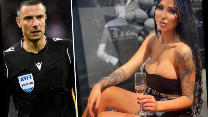 Champions League referee Slavko Vincic released by cops after arrest during prostitution and drug raid at party – The Sun