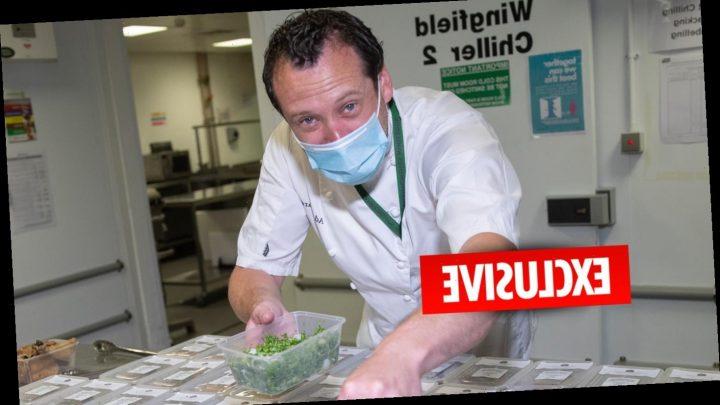 Wimbledon kitchens serving up 200 free meals a day after coronavirus derailed tournament – The Sun