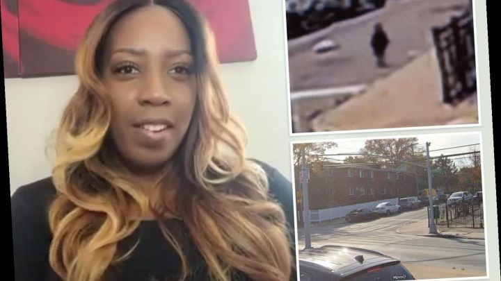 Mother abandons daughter, 6, at New York intersection because she was 'crying like a b***h' – The Sun