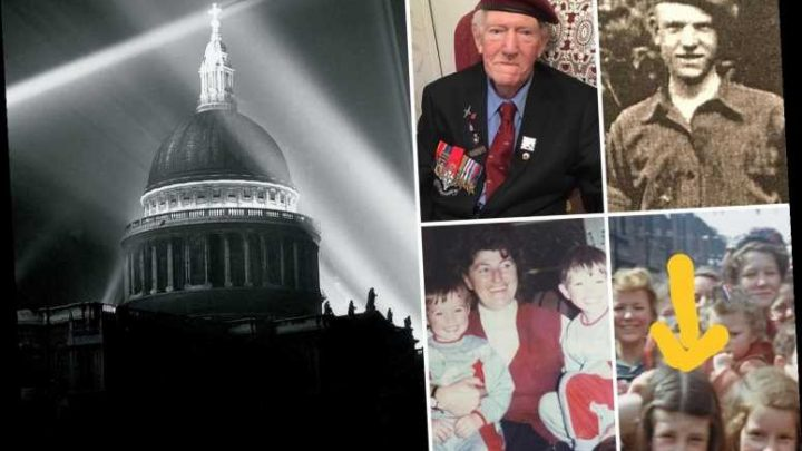 Men and women who lived through World War Two share their stories of VE Day to mark the 75th anniversary – The Sun