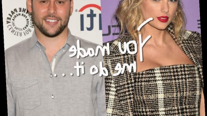 Taylor Swift Fans Are Convinced The Singer Created A Fake Band To Get Back At Scooter Braun!