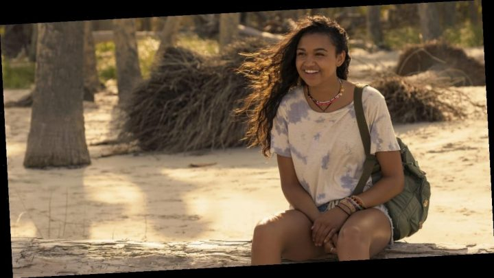Madison Bailey Shares How Playing Kiara on Outer Banks Made Her More Confident In Her Skin