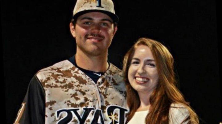 MLB hopeful Blake Bivens found out family was murdered on Facebook