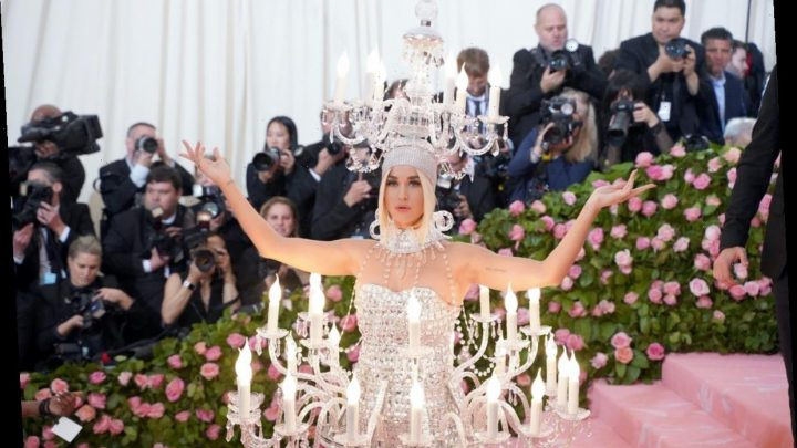 Katy Perry's 2020 Met Gala Look Would Have Been So Beautiful