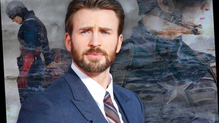 Chris Evans almost turned down 'Captain America' over panic attacks