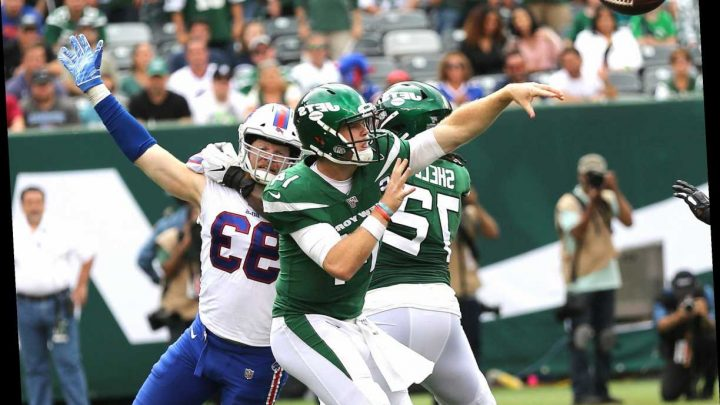 Jets' 2020 NFL schedule: Bills opener, Monday nighter against Tom Brady-less Pats