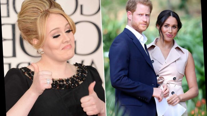 Prince Harry, Meghan Markle now besties with Adele in Los Angeles
