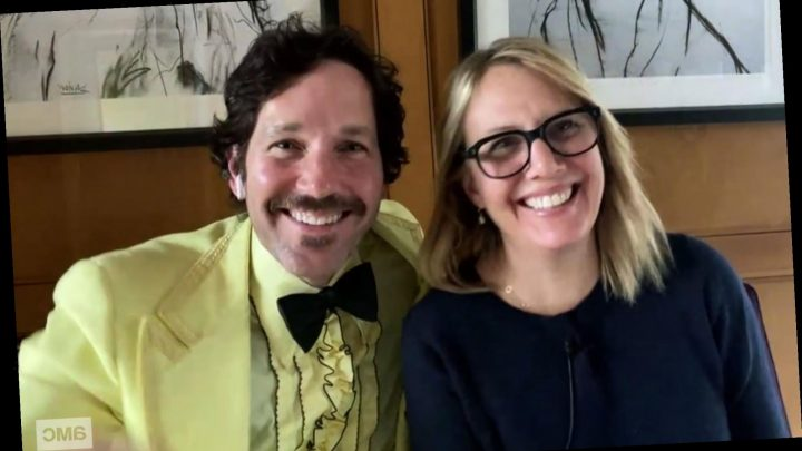 Paul Rudd's Family Threw Him an Adorable At-Home Birthday Celebration amid Coronavirus Pandemic