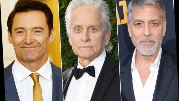 George Clooney, Michael Douglas & More Headline Fundraiser for Hollywood's Behind-the-Scenes Workers