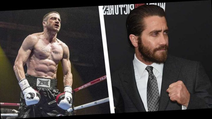 The Boxing Workout Jake Gyllenhaal Used to Get Seriously Shredded for 'Southpaw'
