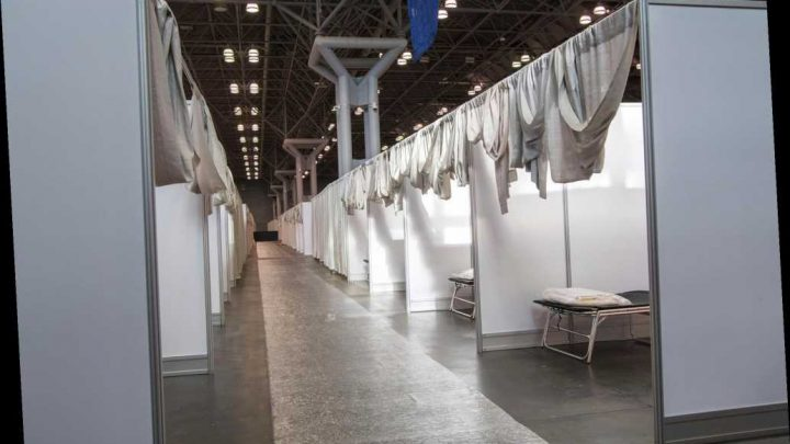 Javits Center hospital to close after treating nearly 1,100 patients during coronavirus