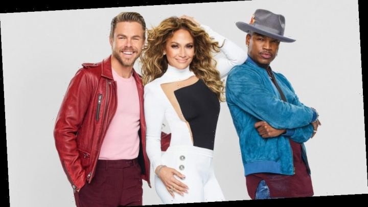 Jennifer Lopez Says 'World of Dance' Finished Filming Right Before Lockdowns Started