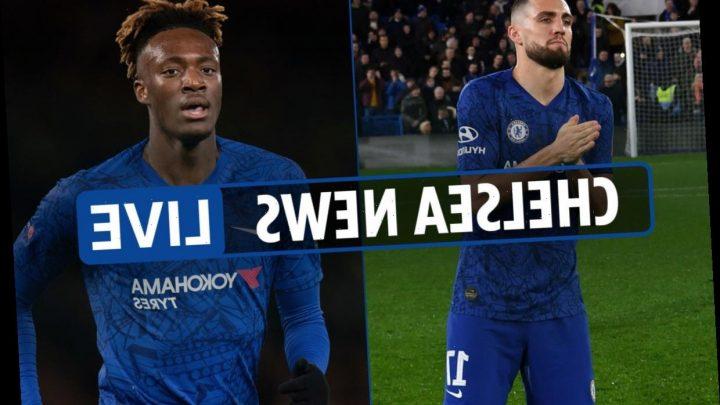 8am Chelsea news LIVE: Willian talks move to Spurs, Abraham 'advanced' contract talks, £5m Max Bird transfer 'close' – The Sun