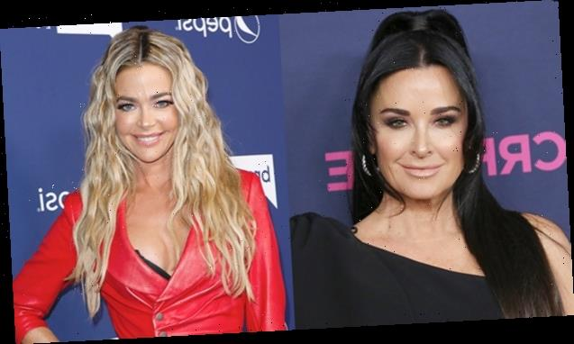 Kyle Richards Apologizes To Denise Richards For Calling Her A 'Ragamuffin': You're 'Beautiful'