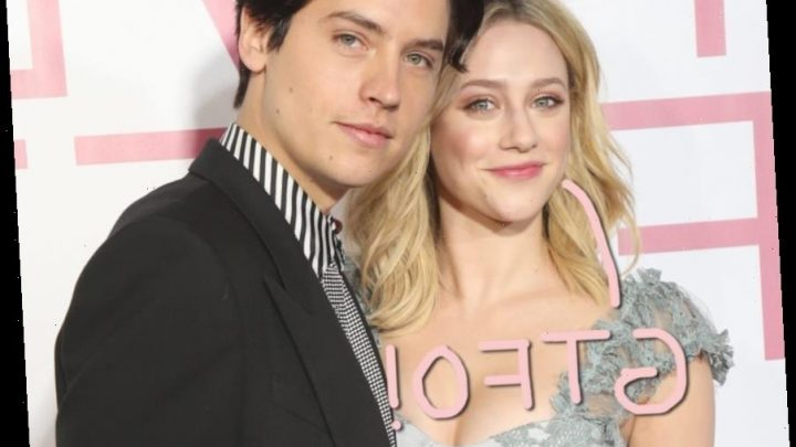 Lili Reinhart Defends Cole Sprouse After Twitter Attempts To Cancel Him: 'I Don't Tolerate Any Of