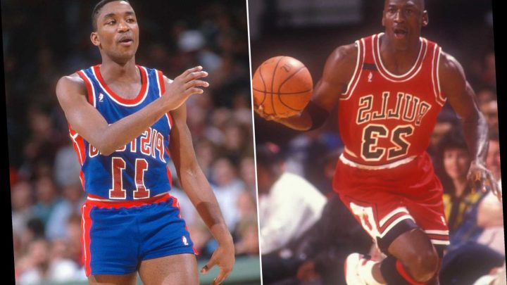 Michael Jordan on tape: I didn't want Isiah Thomas on Dream Team