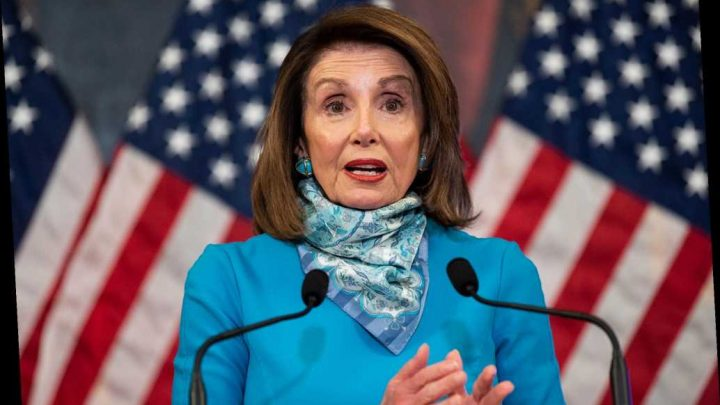 Pelosi suggests DNC take place in 'gigantic stadium' with social distancing