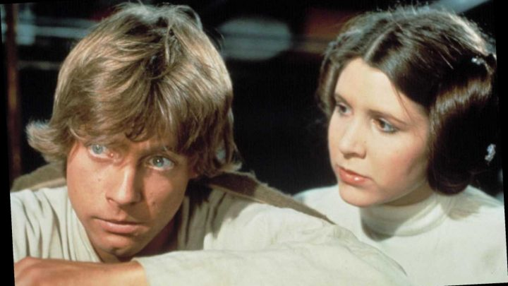 Why is May the 4th be with you said on Star Wars Day?