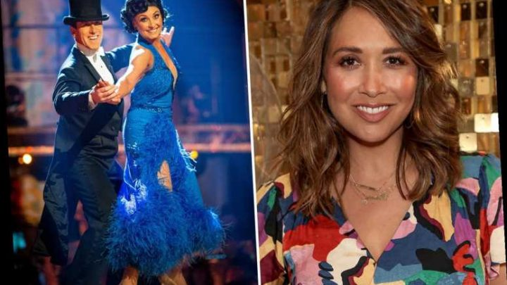 Strictly Come Dancing bosses 'in talks to sign Myleene Klass for next series'