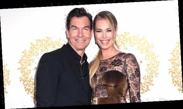 Rebecca Romijn Cuts Jerry O'Connell's Hair In Hilarious Video: 'Just Like The Salon' — Watch