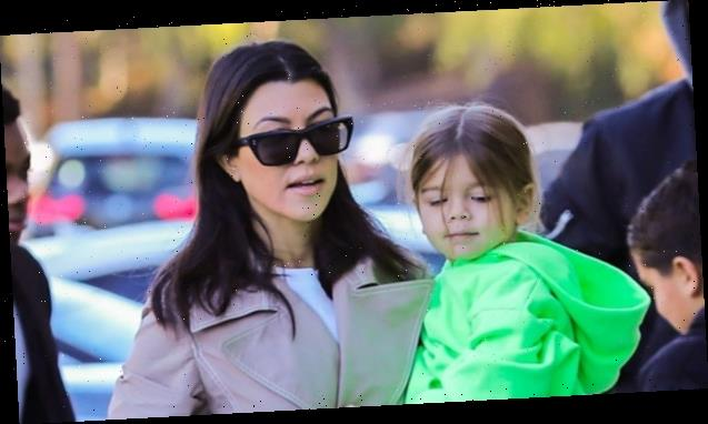 Reign Disick Thinks Mom Kourtney Kardashian, 41, Is Actually 21 In Sweet New Message