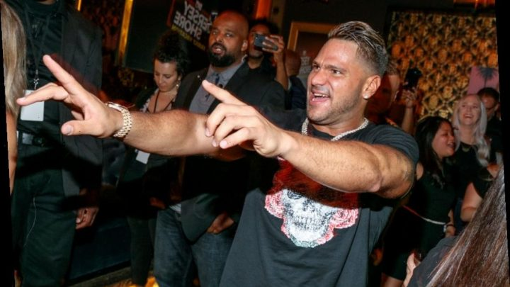 Ronnie Ortiz-Magro of 'Jersey Shore' Says He's Learning to Let Go of Old Friendships
