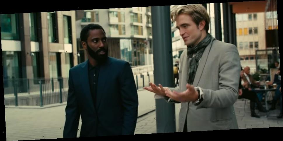 'Tenet' Trailer Breakdown: Christopher Nolan Communicates With the Future